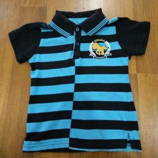 kikilala boy top (3 - 4 year old)