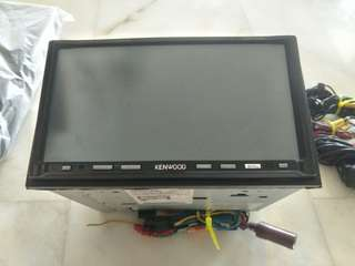 Kenwood DDX 7039 dvd with gps player