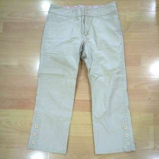 118 - U2 Ladies pants, khaki.