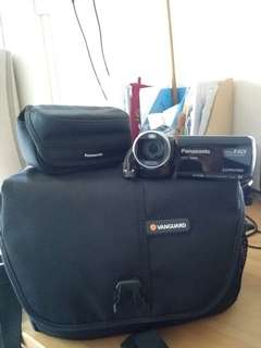Panasonic HDC-TM80 (video camera)