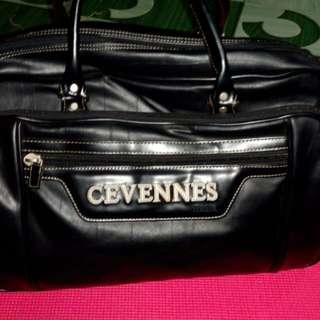 Preloved Leather Travelling bag