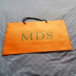 Paper Bag by MDS