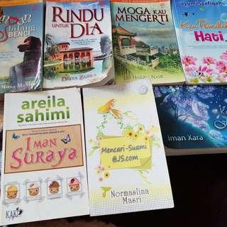 Novel Melayu kombo