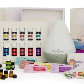 Young Living Oil Essentials
