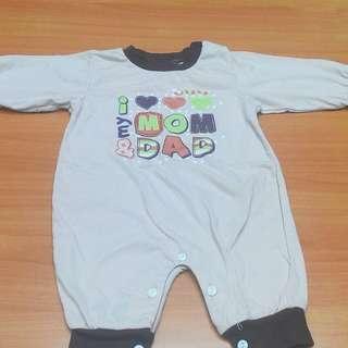 Pre-loved baju baby