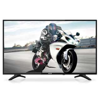 "Ace 40"" LED TV Black LED-909"