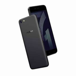 Oppo A71 with free charger and earphones