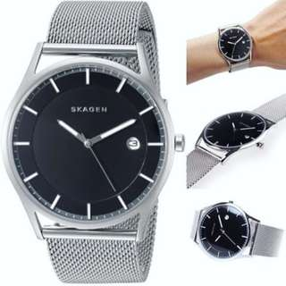 Skagen SKW6284 Holst Steel Mesh Watch