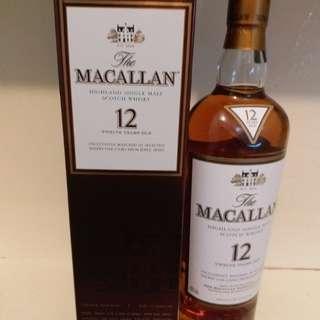 MACALLAN 12年(行貨)