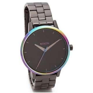 Nixon A3611698 Small Kensington Stainless Steel Watch