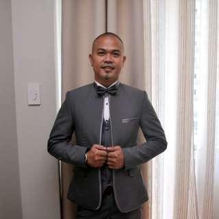 Amerkana/Men Suits