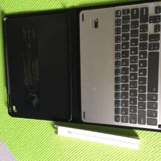 Ipad external keyboard integrate with case