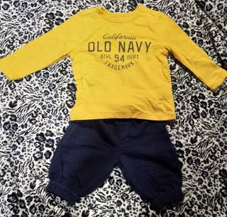 Baby Boy Outfit for 150