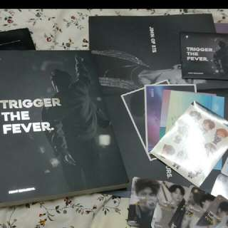 (WTB)BTS Jimin Fansite Trigger The Fever