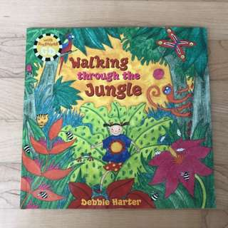Book with singalong CD