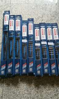 Wiper Blades (Bosch Advantage)