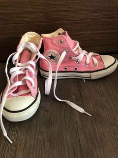 Kids Converse high cut Sneakers