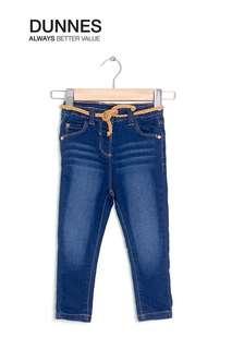 Dunnes girl jeans