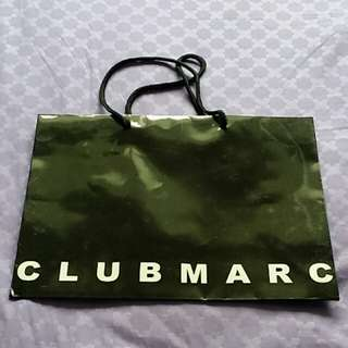 Paper Bag by Club Marc