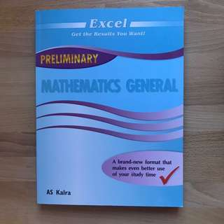 PRELIM GENERAL MATHS EXCEL