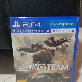 Ps bravo team VR required