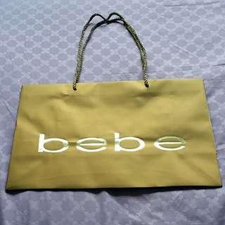 Paper Bag by bebe