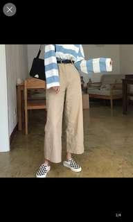 Cassandra flare pants