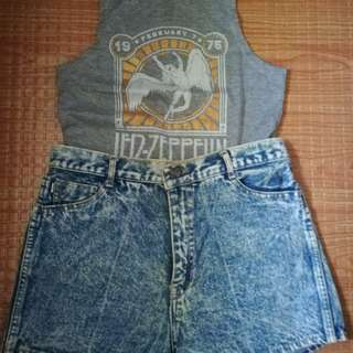 Hw shorts 24 to 6