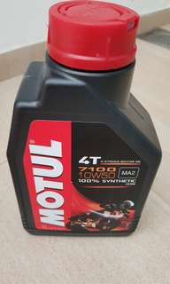 Motul 7100 10W50 for sale