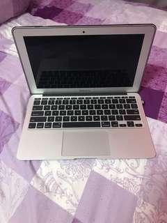 """Macbook Air 11 """" 2012"""