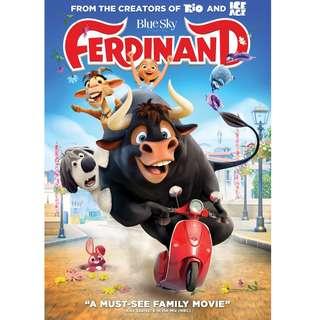 Ferdinand - Movie - 2017 - 1080p Resolution - Bluray Quality