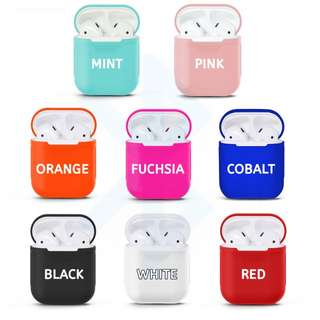 ★NEW INSTOCK ★Silicone Skin Case Cover for Apple AirPods