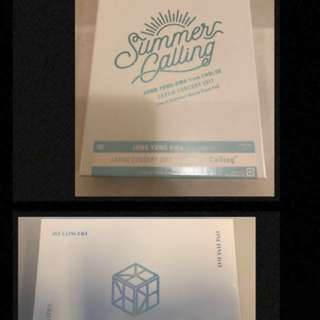 "CNBLUE JUNG YONG HWA JAPAN CONCERT 2017 ""Summer Calling"" - DVD BOICE ver"