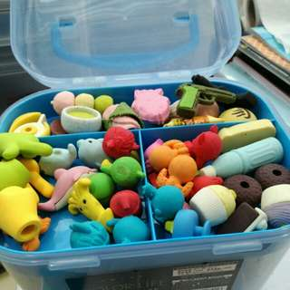 Eraser collectible grabbag