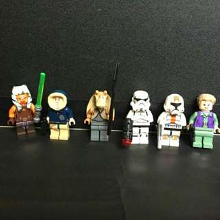 MINIFIGURES AVAILABLE NOW!