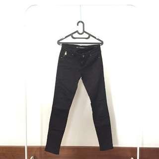 Zara Black Soft Jeans