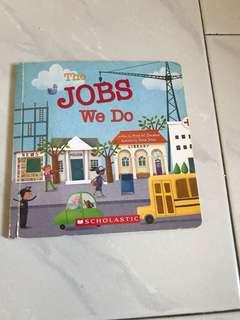PL Scholastic storybook