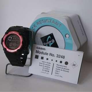 Casio Baby-G bg3000 Original w/manual+kaleng segi 6