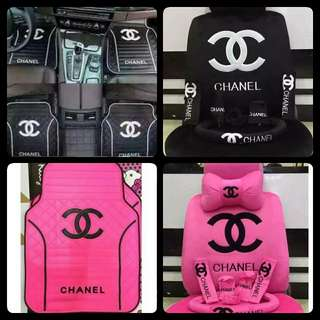 Chanel *Gucci*Lv Car Seat Cover and Carmat