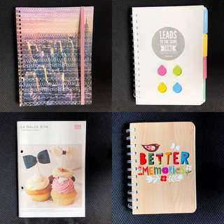 BN notebooks