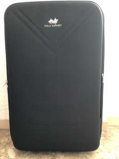 """BN Black Polo Resort 33"""" Extendable Travel Luggage"""