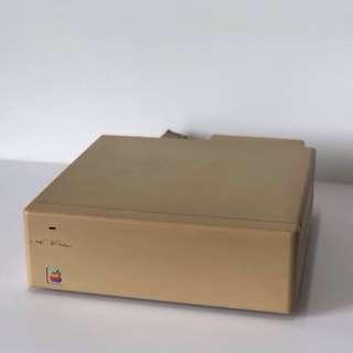 Vintage Macintosh Hard Disk 20 (1985)