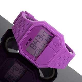 Nixon Rubber Re-Run Watch Rhodo, A169698