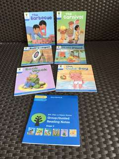 Oxford Reading Tree Stage 3 : More Stories B - Pack of 6