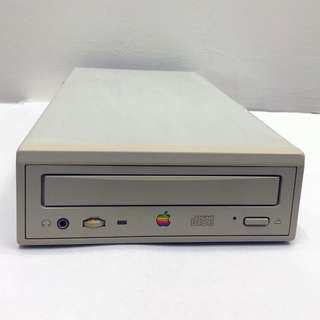 Vintage Apple 300e Plus CD Drive (1994)
