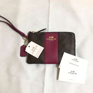 Authentic Coach Wallet Brand New
