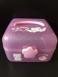 Hello Kitty 膠盒