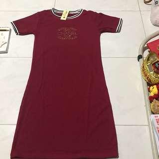 Chanel bodycon dress
