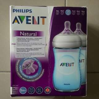 Avent Natural Blue