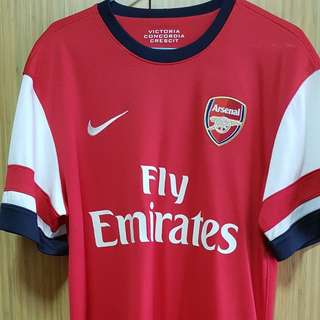 Pre Loved 💯% Authentic Arsenal Home Jersey 2012/13 Season